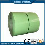 0.18mm CGCC 급료 진한 녹색 색깔 강철 코일