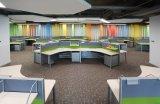 Da divisória moderna do escritório da alta qualidade de Uispair mobília de escritório elevada da estação de trabalho da tela