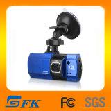 Écran LCD 2,7 pouces voiture DVR avec Night Vision G-Sensor (à l'-500)