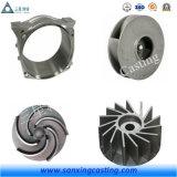 弁ディスクのためのOEMのステンレス鋼の投資鋳造
