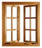 Ventana de madera y puerta del PVC del color con el mejor precio