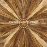 호두 베니어 예술 일반 관람석 나무로 되는 마루
