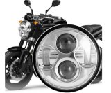 "Shaen 5 3/4 "" linterna redonda de 40W LED para la motocicleta de Harley"