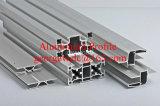 Material de Construção em alumínio de extrusão de perfis extrudados de alumínio industrial para a indústria de perfil