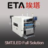 Picareta de SMT e máquina do lugar para a lanterna elétrica recarregável do diodo emissor de luz