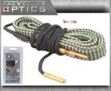 . 22 5.56mm. 308 7.62mm Kaliber-Gewehr-Gewehr-Zylinder-Ausbohrungs-Schlange-Reinigungs-Pinsel-Öl-Installationssatz