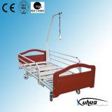 3つの機能木製の電気ホーム看護のベッド(XH-C-2)