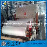 Carta velina superiore della toletta che fa la linea di produzione del documento del tovagliolo del tessuto di toletta della macchina per la pianta di carta