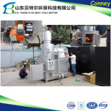 Verbrandingsoven in het Huis van het Gevogelte met de Automatische One-Stop Dienst van Machines