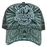 美しい動物によって印刷される綿のあや織りの急な回復の網のトラック運転手の帽子(TMT9151)