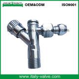 크롬 도금을 한 고급장교를 닦는 ISO9001certified는 위조했다 각 벨브 (AV3013)를