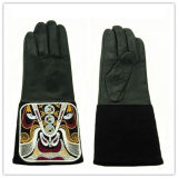 Dame Fashion Leather Gloves (jyg-21001)