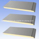 El panel de emparedado de la fibra de vidrio para la pared y la azotea