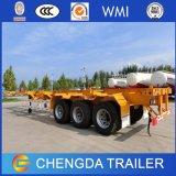 Behälter-Skelett-halb Schlussteil der Chengda Marken-3 der Wellen-20FT 40FT