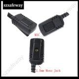 Resistente al agua Kit de vigilancia de la auricular de Motorola Cls1410 CP200