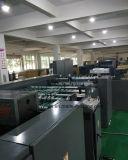 Semi automática pegamento Ejercicio libro Línea de producción