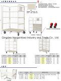 Conteneur roulant logistique à rangement pliable, Roll Pallet, Trolley