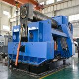 Máquina de rolamento hidráulica da placa do rolo grande do CNC três do tamanho