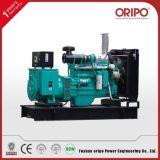 tipo aberto de 60kVA/48kw Oripo gerador de 3 fases com suporte do alternador