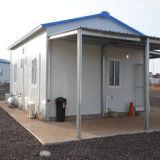 Case prefabbricate per il personale dell'accampamento