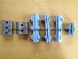 Braçadeira de corda paralela de carimbo ou de moldação do fio da placa dois