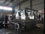 LPGの液化天然ガスシリンダー弁の自動一貫作業