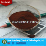 빨간 브라운 분말 먼지 통제 부가적인 나트륨 Lignosulphonate