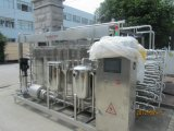 Tubo automático lleno en esterilizador de la leche de Uht del tubo