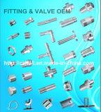 Montaje de acero inoxidable 316/304 Acoplamientos completo