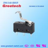 Hete Verkopende Stofdichte Micro- die van de Drukknop MiniSchakelaar in Auto wordt gebruikt