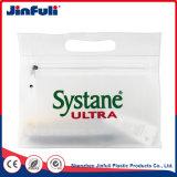 Caja de regalo personalizado del cilindro de PVC Zipper bolsas de plástico