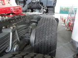 Carro de acoplado de alimentador de Sinotruk HOWO A7 6X4