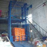 Elevatore della piattaforma del carico del mezzanine di caricamento del materiale da costruzione (SJD)