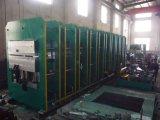Marco de la hoja de goma Vulcanizador máquina y máquina de la prensa hidráulica para productos de caucho
