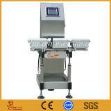Verificador de peso de Changzhou do pesador da verificação automática de China