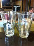 ガラスタンブラーのゆとりのガラスコップビールコップSdy-F09667