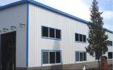 Edifício Prefab da oficina da fábrica da construção de aço