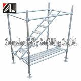 Impalcatura d'acciaio galvanizzata di Cuplock, fornitore di Guangzhou