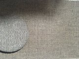 270GSM 100%Polyesterはコーティングが付いている編まれたソファーファブリックを嘆く