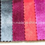 Le Coréen de l'automne et hiver Stretch tissu gaufré de velours oreiller couvercle