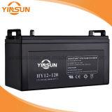 batterie solaire de 12V 120ah pour le système à énergie solaire de picovolte