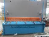 Machine QC11y-20mm/3200mm van het Metaal van het blad de Hydraulische Scherende