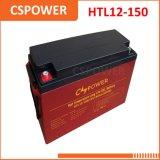 Batteria ricaricabile del gel della fabbrica 12V150ah della Cina - solare, sistema solare domestico