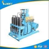 Pompe de gavage à haute pression en gros de l'oxygène de la Chine Gow-5/4-150
