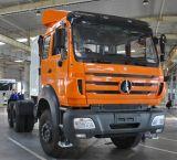 Afrika-heißer Verkauf! 6X6 BEIBEN Traktor-Kopf