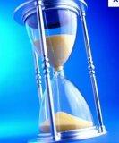 Arena decorativo reloj temporizador