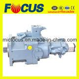Comptetive 가격 88m3 /H 디젤 엔진 코브라 구체 펌프 Hbts80를 가진 구체적인 선 펌프