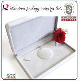 Коробка подарка упаковки ювелирных изделий коробки хранения ювелирных изделий бархата способа (Ys31)