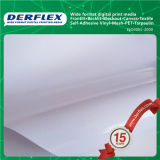 Material de impressão na Faixa scrim PVC