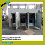 Equipamento industrial do secador da carne do alimento de peixes do ar quente